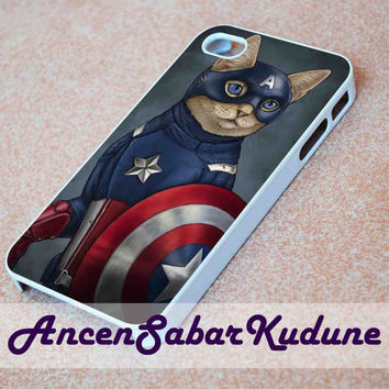 Captain America - Phone case,iphone 4/4s,5/5s/5c/6/6+/Samsung S3/4/5/6/ ipod touch 4/5