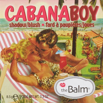 theBalm Shadow Blush cabana boy
