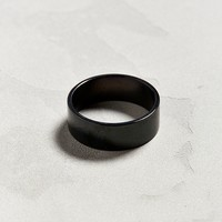 Riakoob Black Metal Ring | Urban Outfitters