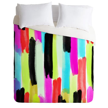 Rebecca Allen So Long Winter Duvet Cover