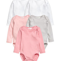 H&M 5-pack Bodysuits $24.99