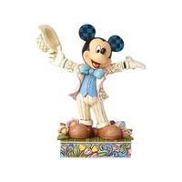 Disney Traditions Spring Mickey Mouse by Jim Shore