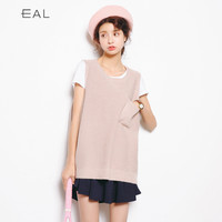 Knit Korean Women's Fashion Tops [9022917383]