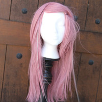 Marvelous Mauve Pink Wig by TiffanyDeMichele