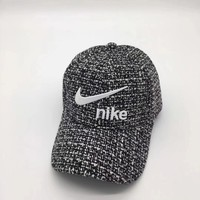NIKE Crochet Embroidered Baseball Cap Hat