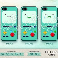 Beemo, Adventure Time, BMO, personalized Iphone 4 case, Iphone 4s case, iphone 4g case, Hard or Soft Case