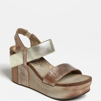 "Women's OTBT 'Bushnell' Wedge Sandal, 3 1/2"" heel"