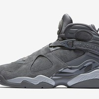 Air Jordan Retro 8 VIII 'Cool Grey'