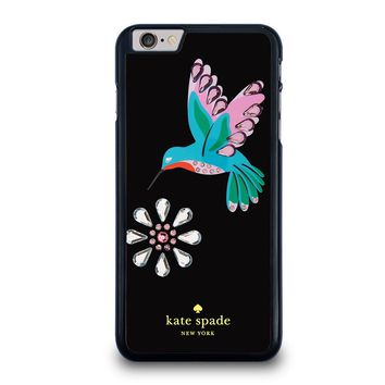 KATE SPADE BIRD FLOWER iPhone 6 / 6S Plus Case