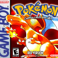 Pokemon Red for the Gameboy Color (GBC)