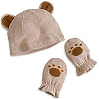 Simba Layette Hat and Mittens Set for Baby | Disney Store
