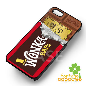 Willy Wonka golden ticket -end for iPhone 6S case, iPhone 5s case, iPhone 6 case, iPhone 4S, Samsung S6 Edge