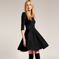 Big Sale! New Sexy Casual Evening Party Dress-APD
