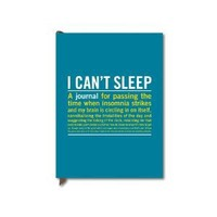I Cant Sleep: An Inner Truth Journal