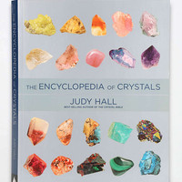 Encyclopedia Of Crystals By Judy Hall - Urban Outfitters