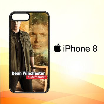 supernatural Y2322 iPhone 8 Case