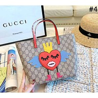 GUCCI 2019 new women's simple and versatile handbag shoulder bag #4