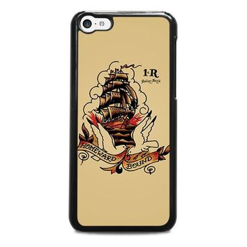 sailor jerry iphone 5c case cover  number 1