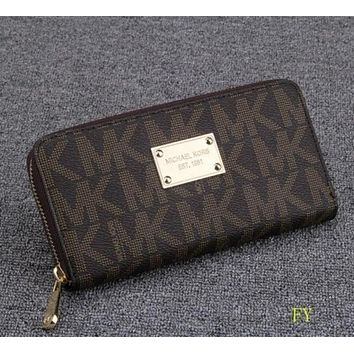 DCC3W MICHAEL KOR WOMENS WALLET CLUTCH MK_HANDBAG TOTES PURSE