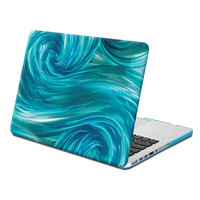 Hard Case Print Frosted (Ocean Pattern) for 13 Macbook Pro with Retina Display