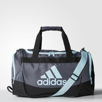 adidas Defender 2 Duffel Bag Small - ONIX,BLUE | adidas US