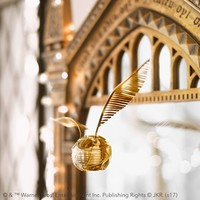 HARRY POTTER™ GOLDEN SNITCH™ Clock