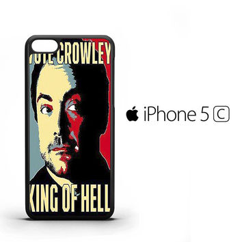 Vote Crowley KING OF HELL V1301 iPhone 5C Case