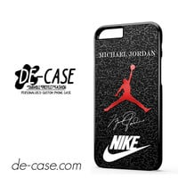 Nike Michael Jordan Air Jordan For Iphone 6 Iphone 6S Iphone 6 Plus Iphone 6S Plus Case Phone Case Gift Present