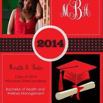 Photo Graduation Announcements