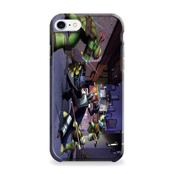 Teenage Mutant Ninja Turtles (high quality-angry faces) iPhone 6 | iPhone 6S Case