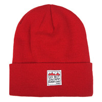 Beanie - The Camp - Snapbacks & Beanies - Women - Modekungen