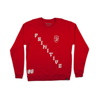 GREAT ONE CREWNECK - RED