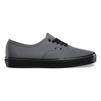 Vans Black Sole Authentic (sedona sage)