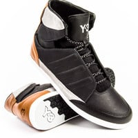 Y-3 Honja High DGHS Grey/Cl Onix/Sup Col Sneaker