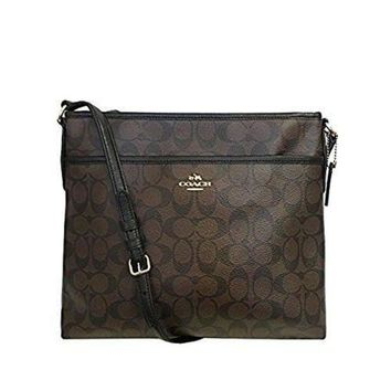 CHEN1ER Coach Signature File Crossbody Bag F34938