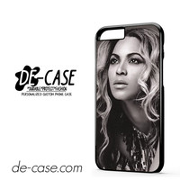 Beyonce Knowles DEAL-1787 Apple Phonecase Cover For Iphone 6 / 6S