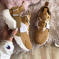 Nike Huarache City Gold Rare