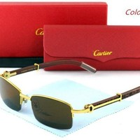 VLX0E4 Fashion Cartier Polarized glasses