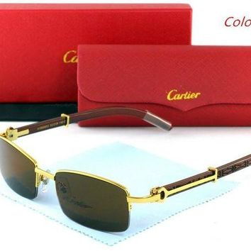 LMFNO Fashion Cartier Polarized glasses