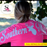 Southern Made Outdoors Collection Long Sleeve T Shirts