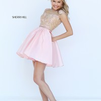 Sherri Hill 50429 prom dress