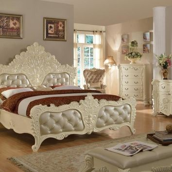 Novara bedroom collection by Meridian Furniture