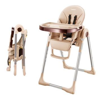 Portable Baby Feeding Highchair for Kids Feeding Table Folding Seats