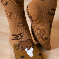 Socks By Sock Dreams  » Socks » Pony Slipper Socks