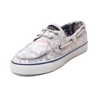 Womens Sperry Top-Sider Bahama Blue Ship Boat Shoe