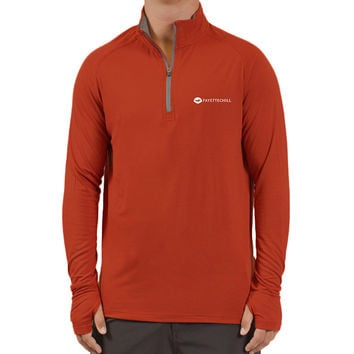 Men's Free Fly Quarter Zip Bamboo Fleece
