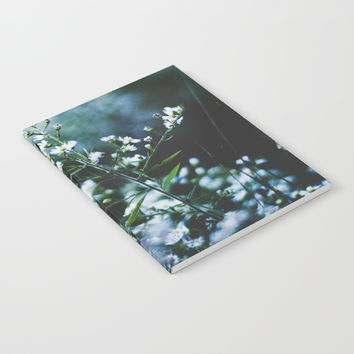 Delicate Life Notebook by cadinera