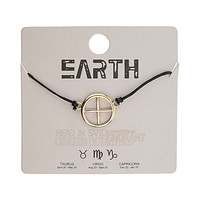 Earth Symbol Bracelet - Bracelets - Jewelry - Accessories - Topshop USA