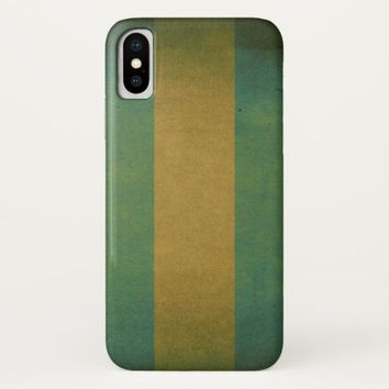 Vintage canvas deck chair pattern Case-Mate iPhone case