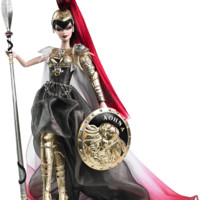 Barbie® as Athena | Barbie Collector
